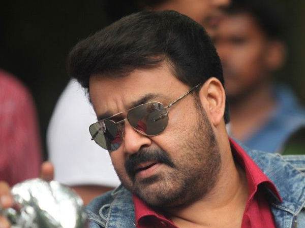 Mohanlal To Have A 110 Days Shooting Schedule