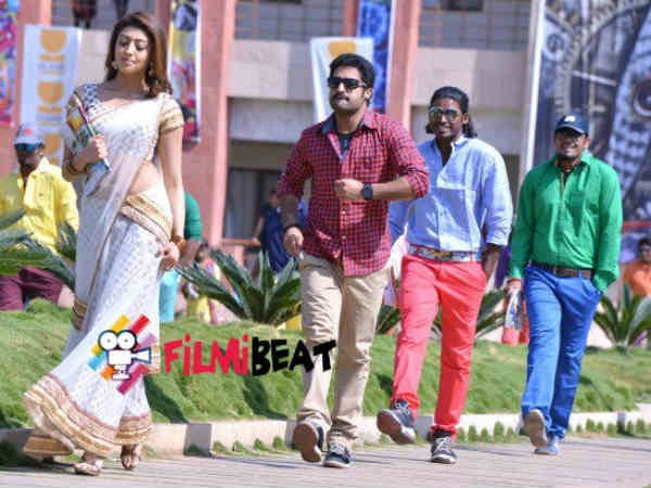 NTR Mania Hits Sky; Rabhasa Set For Record Release