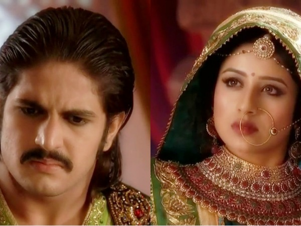 Jodha Akbar: Jodha Rejects Akbar for His Cruelty