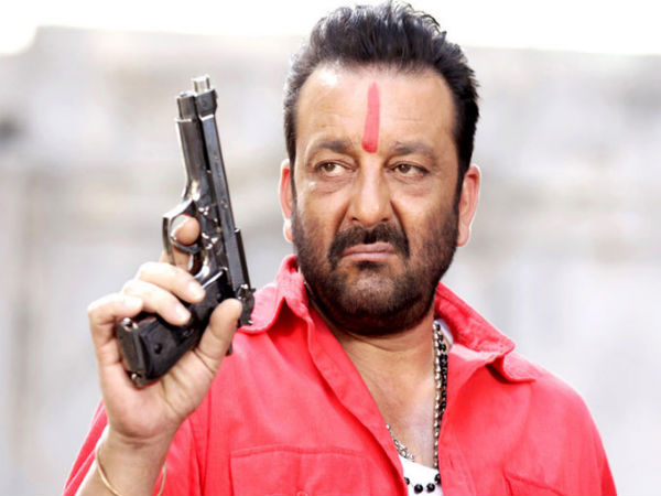 Sanjay Dutt Fights Back