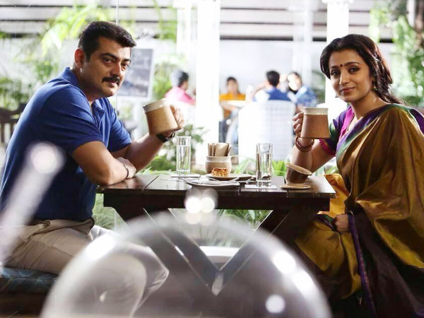 Ajith 55 To Release Before Pongal?