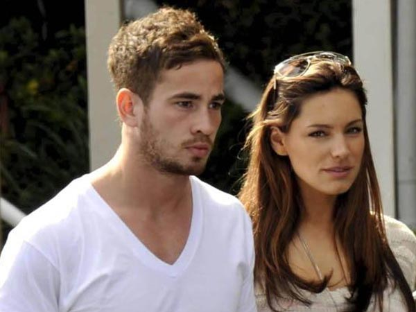 Kelly Brook Punched Her Cheating Ex-Beau Danny Cipriani