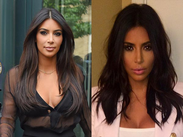 Kim Kardashian Haircut Kim Kardashian Keeping Up With The