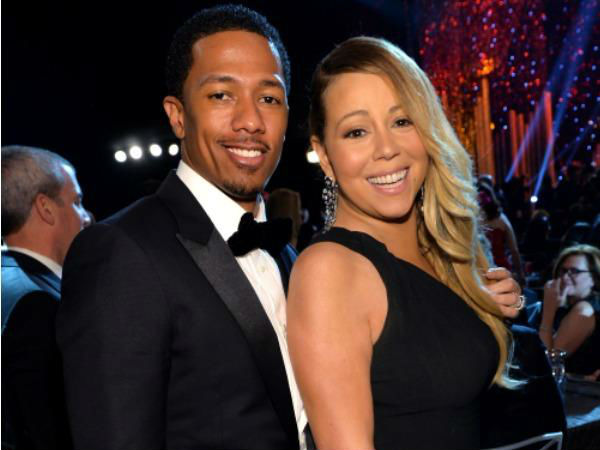 It's Over! Mariah Carey, Nick Cannon Spotted Without Wedding Rings