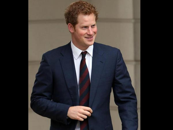 Prince Harry To Inherit £10million On His 30th Birthday!