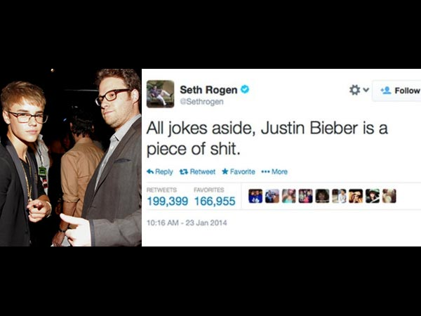 Biggest Celebrity Disses In Hollywood That Made News
