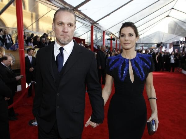 Jesse James vs Sandra Bullock