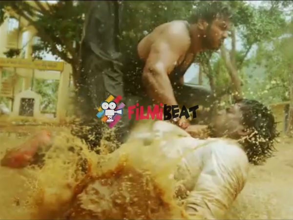 Current Teega Teaser Review: High Voltage Action Film