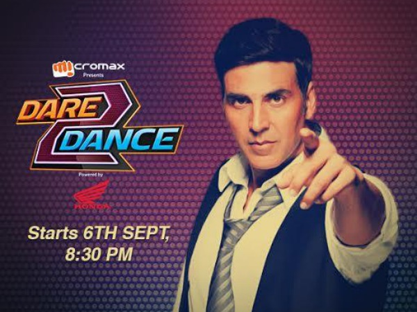 I'll Be Proud If Dare 2 Dance Is Adapted Abroad: Akshay Kumar