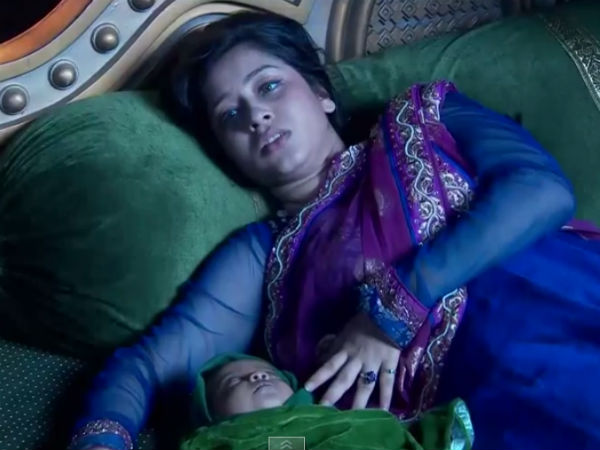 Jodha Akbar: Bhakshi Bani Lies She Had Boy Child