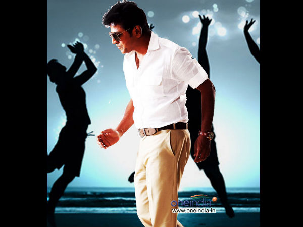 Shivaraj Kumar To Act In Srikanta