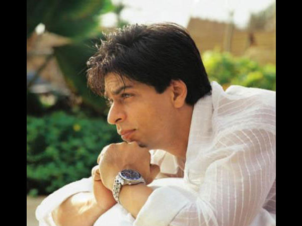 Rich And Happy Shahrukh Khan