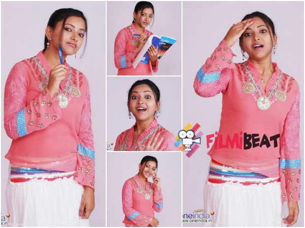 Shweta Basu As Child Artiste