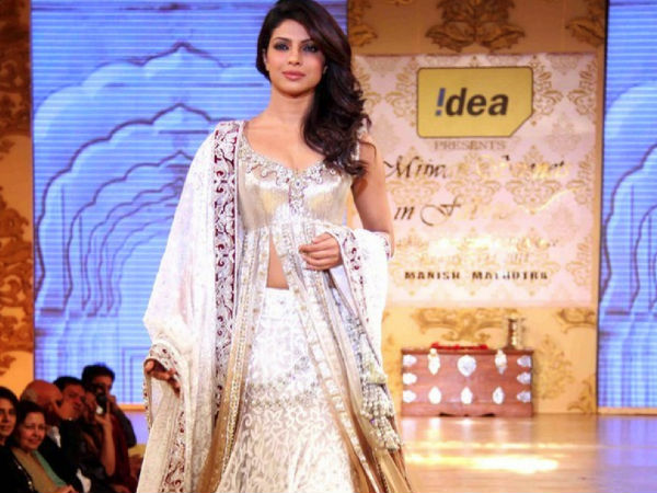 Priyanka Chopra Loves To Deck Up Like A Bride