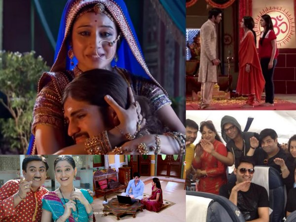 Latest Top 10 Shows USing TRP Ratings
