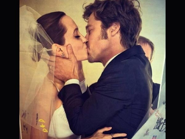 Brad Pitt & Angelina Jolie To Donate $5m Made From Wedding Photos?