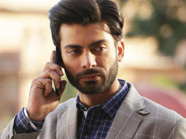 Fawad Khan: My Wife Is Not Insecure About Me