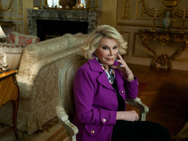 US Comedian Joan Rivers Dead At 81 After Suffering Cardiac Arrest