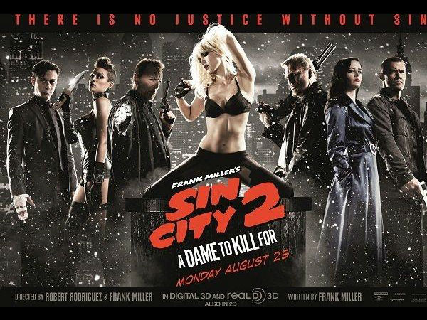 Sin City 2: A Dame To Kill For Movie Review: Visually Wow!