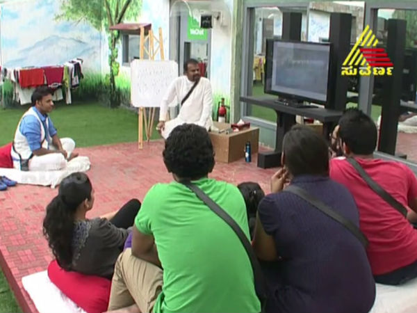 Bigg Boss Kannada 2: Day Highlights