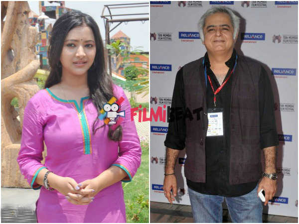 Shweta Basu Lands Role In Hansal Mehta's Next