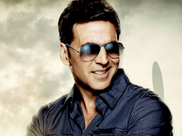 Hats Off, Says Akshay To Policemen