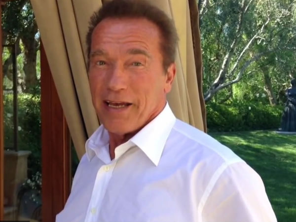 Ai Is A Spectacular Film: Arnold