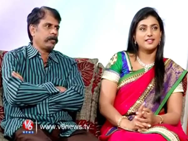 Roja Not Seeking Divorce From Selvamani