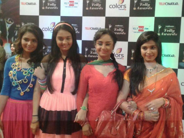The Shastri Sisters