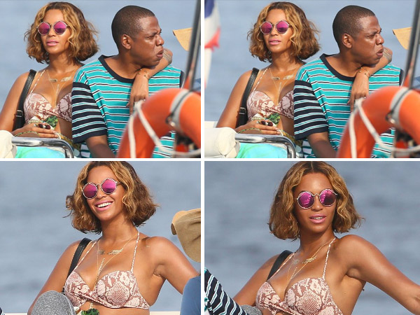 Beyonce, Jay Z Enjoy Holiday In Italy, Slam Separation Rumours