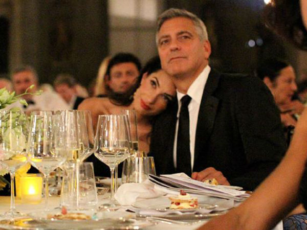 George Clooney & Amal Alamuddin To Marry In Italy This Month