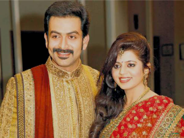 Prithviraj And Supriya: The New Proud Parents