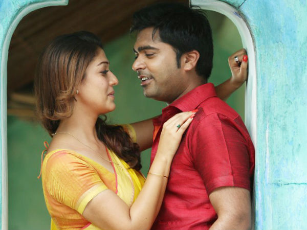 Happy Days Are Back In Nayantara-Simbu's Relationship?