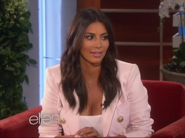 Kim Kardashian Wants Many Siblings For North West