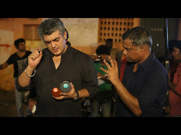 Commercial Ingredients Forcefully Not Infused In Ajith's Thala 55