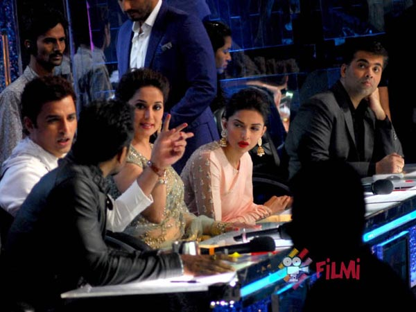 Deepika Among The Judges
