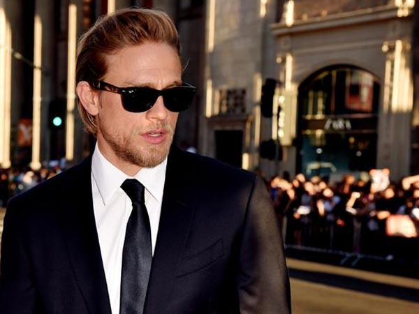 Charlie Hunnam: Fifty Shades Of Grey Gave Me A 'Nervous Breakdown'