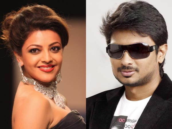 Udhayanidhi Ready To Sort Out Issue Amicably With Kajal