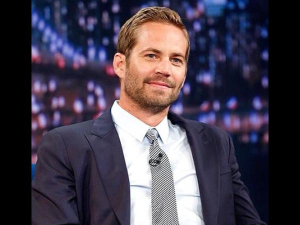 Paul Walker's Birthday To Be Celebrated With A Fundraiser
