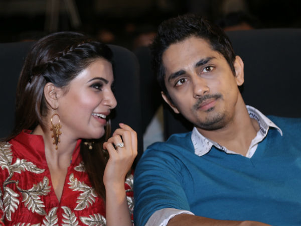 All Is Well Between Samantha-Siddharth