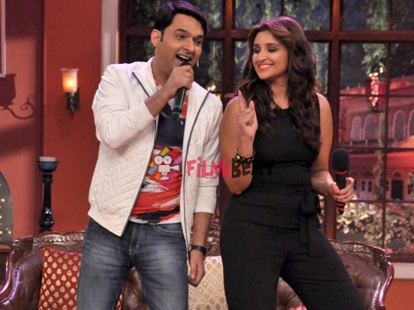 Kapil And Parineeti