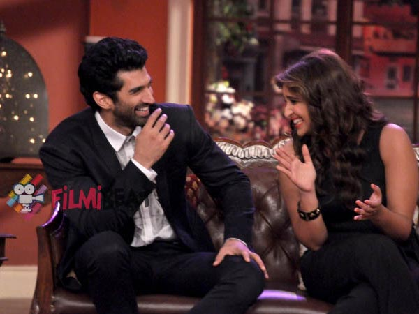 Aditya And Parineeti