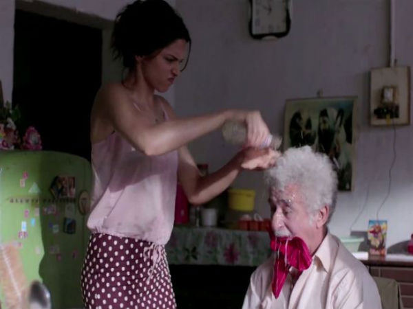 Deepika And Naseeruddin Shah