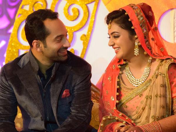 Fahadh Faasil And Nazriya Nazim All Set For Honeymoon