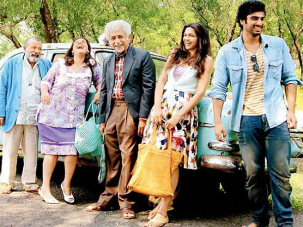Finding Fanny Team