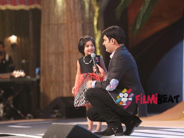 Kapil Sharma With Fan