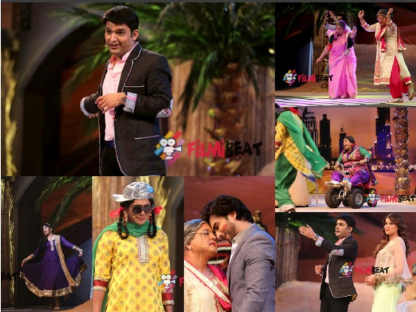 Comedy Nights With Kapil Dubai Episode