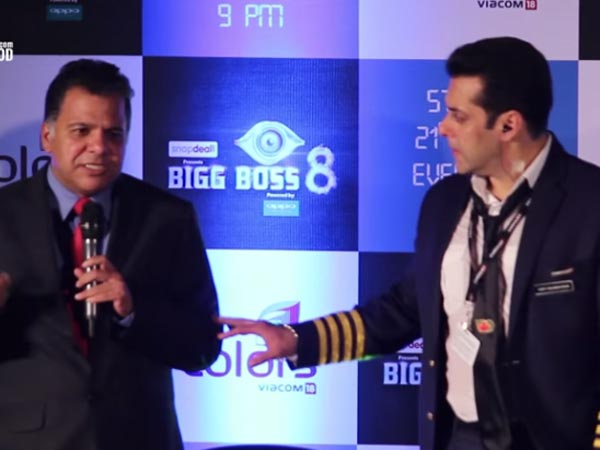 Salman Khan Respects Religion, Halts Bigg Boss 8 Event During Azaan!