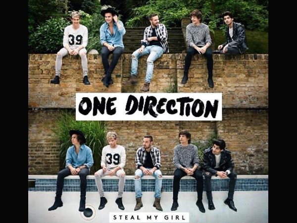 One Direction's New Single Steal My Girl Out on 29th September