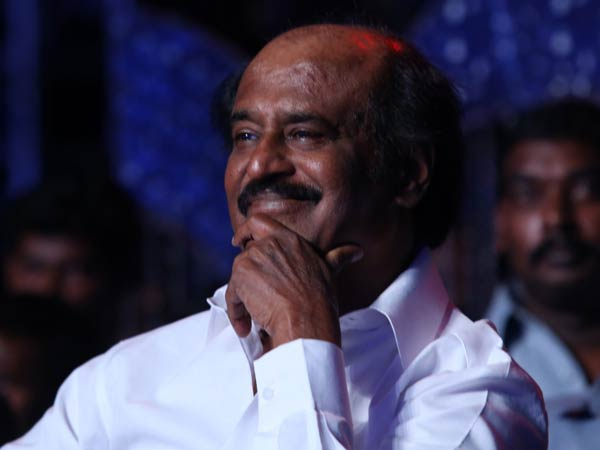 Rajinikanth About Shankar
